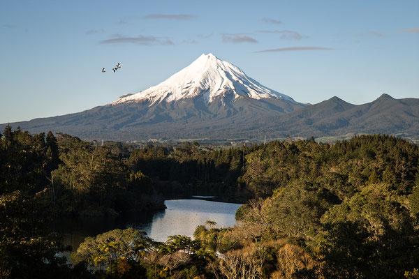 Mount Taranaki, Neuseeland (c) Salomé Weber