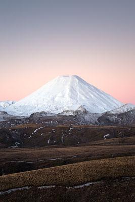 Mount Ngauruhoe, Neuseeland (c) Salomé Weber