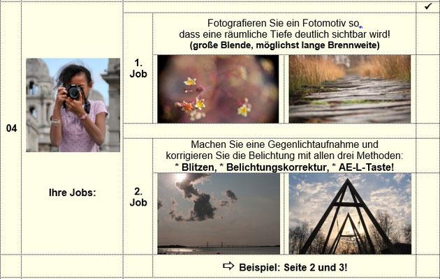 Fotokurs Bremervörde Bildungszentrum VHS-LEB Thorsten Eilers