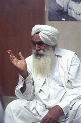 Sant Kirpal Singh - Juli/August 1974, Guestroom Master's House, Sawan Ashram Delhi 7, Shakti Nagar, Ruhani Satsang Centre
