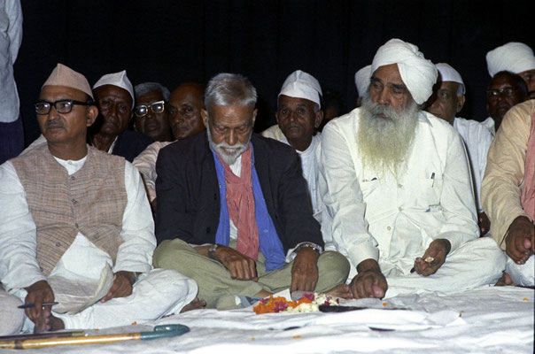 Sant Kirpal Singh - Pratap Singh - India Freedom Fighters Convention 1973