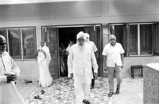 Sant Kirpal Singh - Indian Freedom Fighters Convention 1973