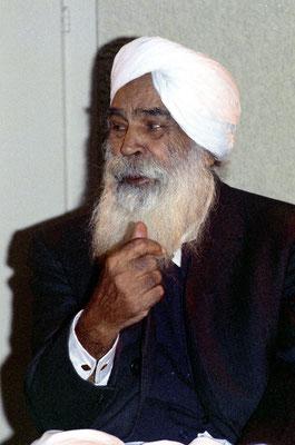 Sant Kirpal Singh - 04. Sept. 1972, Nova-Park-Hotel in Zürich