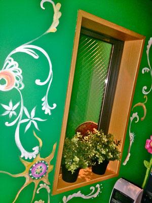 浅草にあるカフェバイロンベイ the Cafe at Asakusa ,name of cafe byronbay.