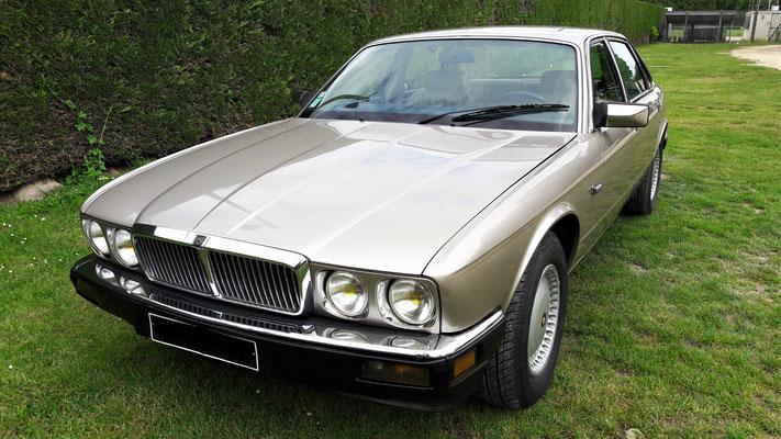 Jaguar XJ6, 1987