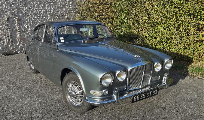 Jaguar 420, 1968