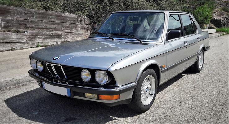 BMW 535 i, 1986