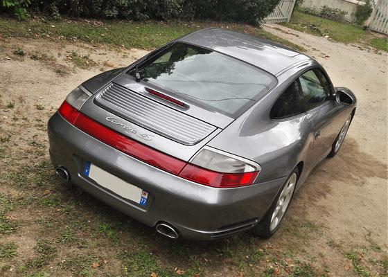 Porsche 911 4S, 2003