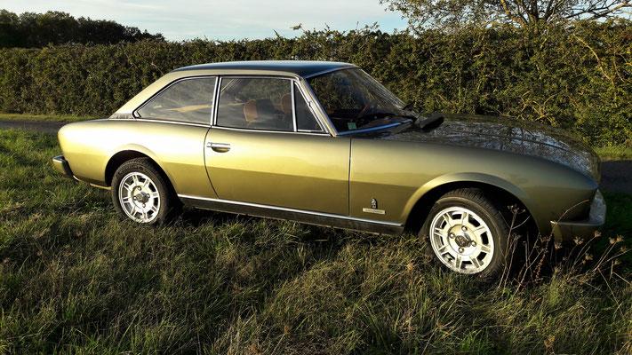 Peugeot 504 Coupé, 1980