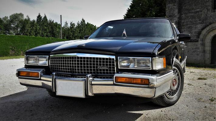 Cadillac Fleetwood Limousine, 1989