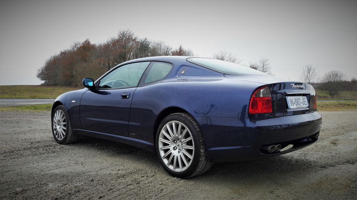 Maserati 4200 Cambiocorsa, 2003