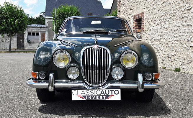 Jaguar 3.8 S, 1967