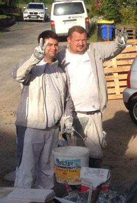 Carsten & Vadim