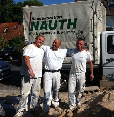Viktor, Claudio & Necati