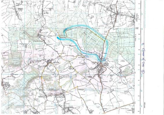 circuit Bois de Genlis - 7 kms