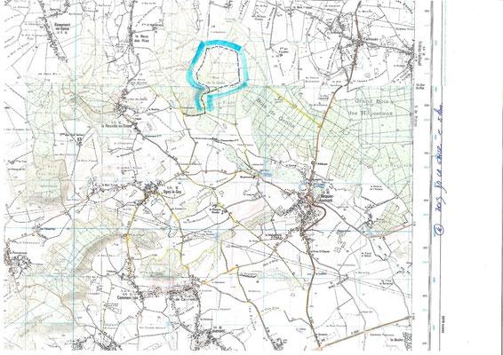 circuit Bois de Gaise - 5 kms