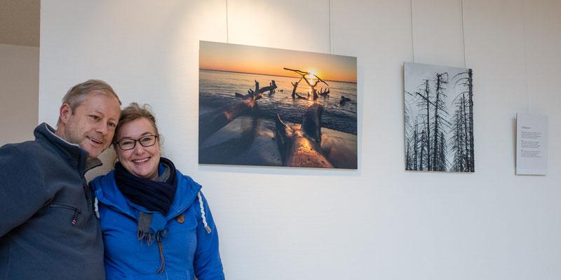 """Fotoausstellung """"Vom Werden und Vergehen"""" im Rathaus Achim"""