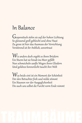 Traumbäume Gedicht (Andrea Christiane Spring)