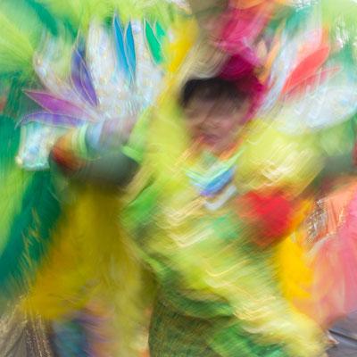 Samba-Karneval Bremen: Im Rausch der LIebe