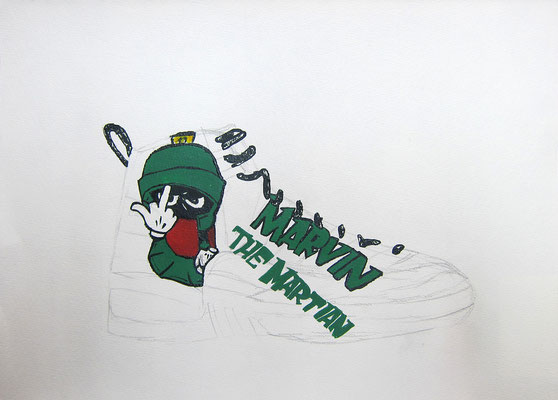 Marvin »Marvin The Martian«