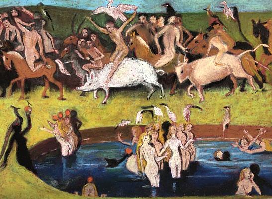 Tina »Hieronymus Bosch / Der Garten der Lüste« 2.2