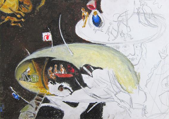 Tina »Hieronymus Bosch / Der Garten der Lüste« 4.1