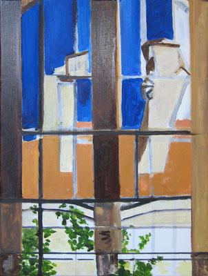 Renate »Oskar durchs Fenster« 31.7.2020