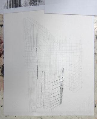 Bea »Skizze für Baustelle«