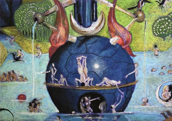 Tina »Hieronymus Bosch / Der Garten der Lüste« 1