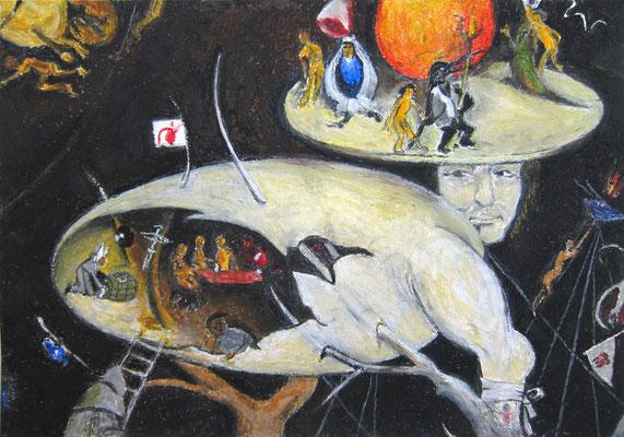 Tina »Hieronymus Bosch / Der Garten der Lüste« 3.7.2020