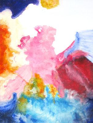 Gitta »Farbenvogel?« 7.8.2020