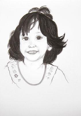 Alissa »Portrait eines kleinen Mädchens«