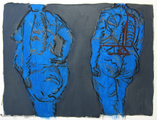 Gitta »Norbert Tadeusz / 2 blaue Akte, 1962«