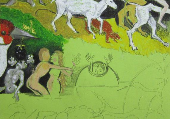 Tina »Hieronymus Bosch / Der Garten der Lüste« 24.7.2020