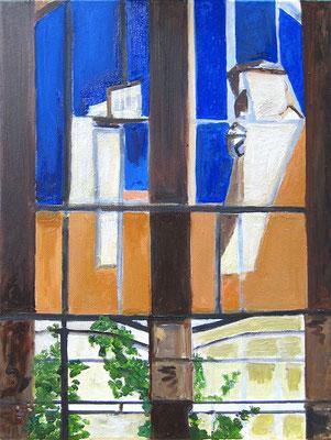 Renate »Oskar durchs Fenster« 7.8.2020