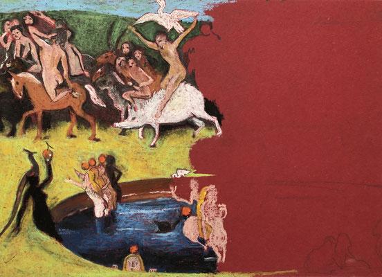 Tina »Hieronymus Bosch / Der Garten der Lüste 2«