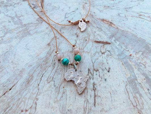 TinyOneCentAfrica - necklace