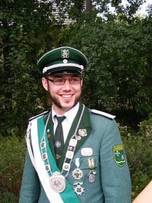 WSB Kreiskönig Dominik Lessmann
