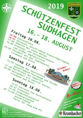 Schützenfest 3. Wochenende August