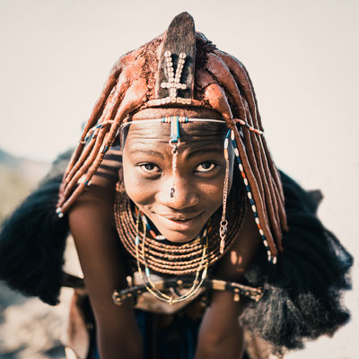 himba, faces of namibia