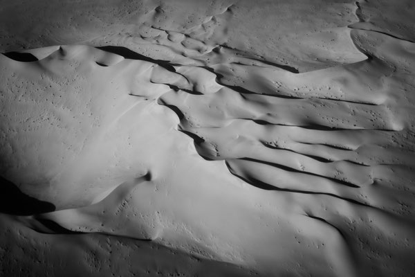 sand dunes namib desert | bird`s eye view scenic flight | namibia 2015 | africa