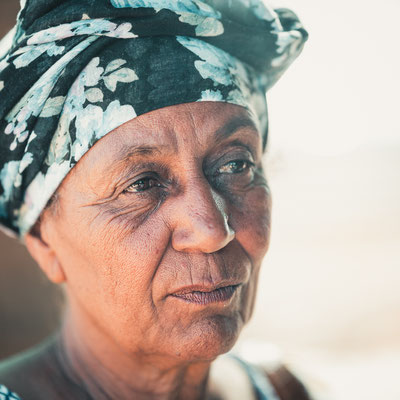 spitzkoppe village, faces of namibia