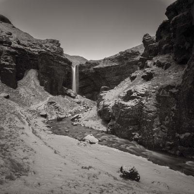 waterfall | solheimajoekull | iceland – 2016