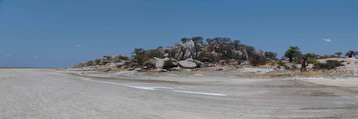 kubu island | botswana 2017