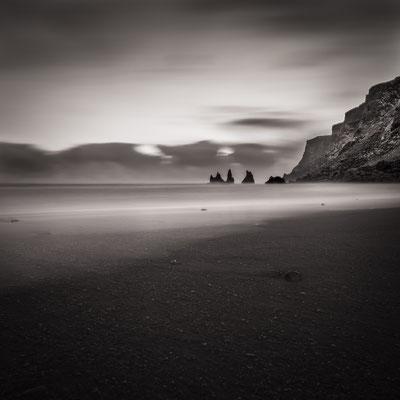 black sand | vík í mýrdal | iceland 2016