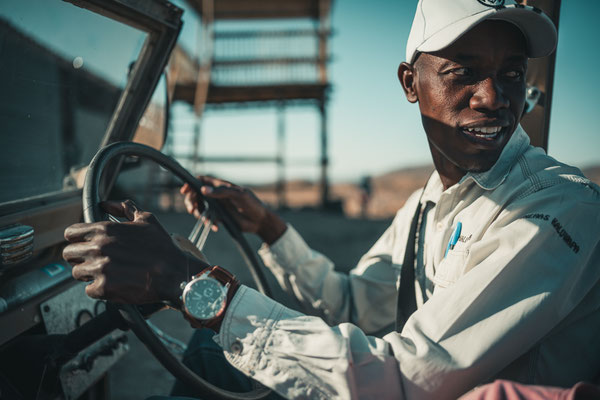 guided tour katutura, faces of namibia