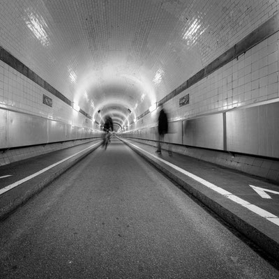 moin hamburch! - study old elbtunnel | hamburg | germany 2016