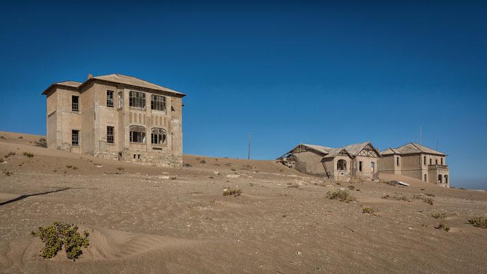 kolmanskop | ghost town | namibia 2015