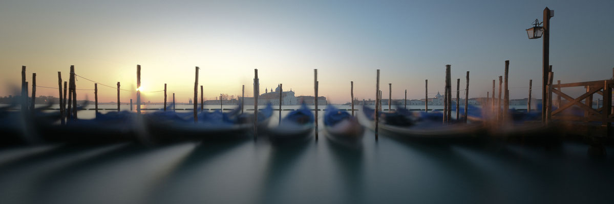 gondolas piazza san marco | venice | italy 2015