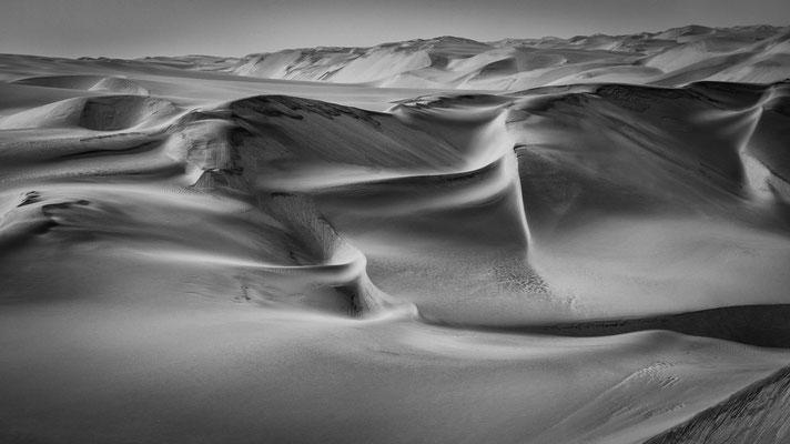 dunes | namib desert | sandwich harbour | namibia 2015
